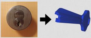 3DprinterKey